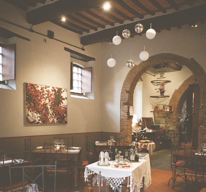 Ristorante tradizione toscana