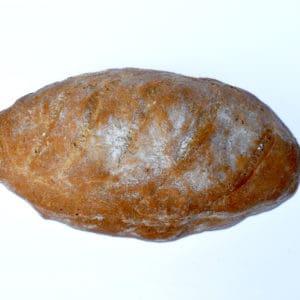 Pagnotta di pane osteria di suvereto