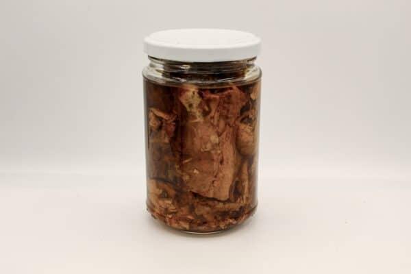 buzzonaglia di tonno rosso osteria di suvereto Ciocio